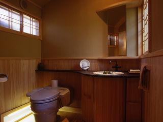 風建築工房 Modern bathroom