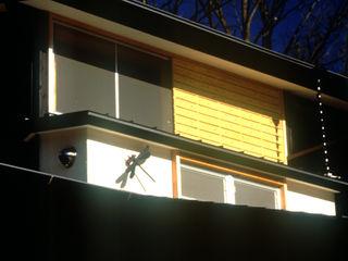 風建築工房 Casas de estilo moderno