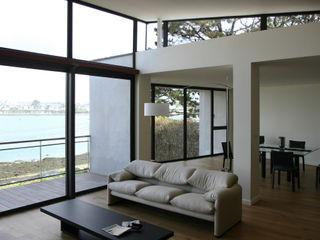 Atelier de l'Ile Phòng khách