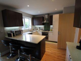 Two tone kitchen AD3 Design Limited Klasik Mutfak