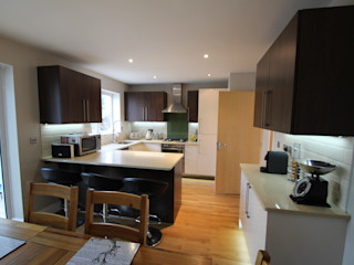 Two tone kitchen AD3 Design Limited Kitchen