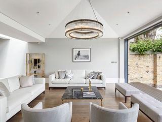 London Art de Vivre Sophie Nguyen Architects Ltd Salas modernas