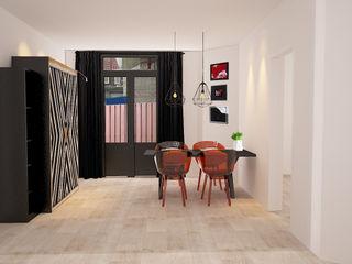 Aileen Martinia interior design - Amsterdam Modern Dining Room