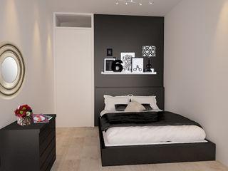 Aileen Martinia interior design - Amsterdam Modern Bedroom