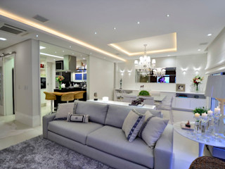 Tania Bertolucci de Souza | Arquitetos Associados Living room