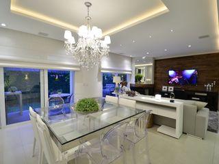 Tania Bertolucci de Souza | Arquitetos Associados Modern dining room