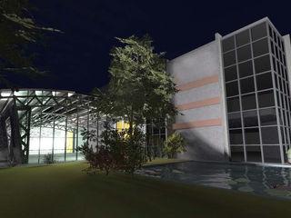 Studio Ing. Elisa Zubani Casas industriales
