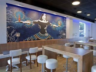 Murales Divinos Bars & clubs