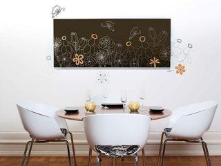 Murales Divinos Modern Dining Room