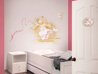 Murales Divinos Nursery/kid's room