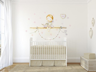 Murales Divinos Modern Kid's Room