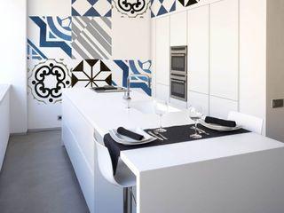 Murales Divinos Kitchen