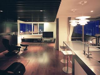 ISDアーキテクト一級建築士事務所 Modern living room
