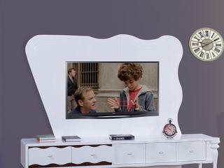 Trabcelona Design SalonesMuebles de televisión y dispositivos electrónicos