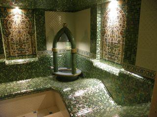 Artscale Mediterranean style spa