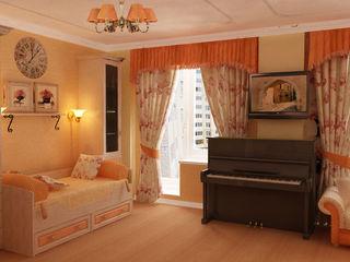 Artscale Classic style nursery/kids room