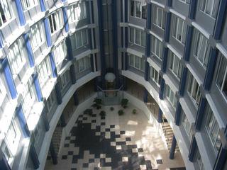 Artscale Minimalist office buildings