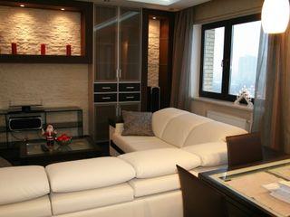 Artscale Minimalist living room