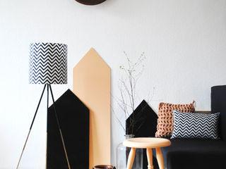 Raumkonzepte Villka Hillka Moderne Wohnzimmer