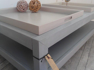 homify Living roomSide tables & trays