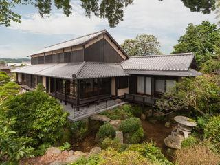 島原古民家再生 環アソシエイツ・高岸設計室 日本家屋・アジアの家