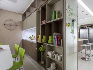 House in Belgrano GUTMAN+LEHRER ARQUITECTAS Cocinas de estilo moderno