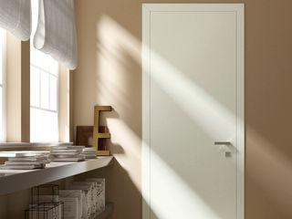 MOVI ITALIA SRL Вікна & Дверi Двері Інженерне дерево Білий