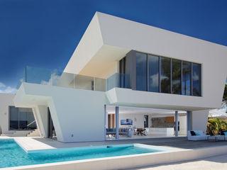 Rum Point Tye Architects Modern houses