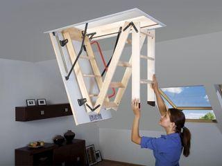 Fakro Pivot Çatı Pencereleri Gospodarstwo domoweMeble do przechowywania Deski kompozytowe Żółty