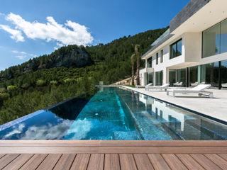 RM arquitectura Minimalist pool