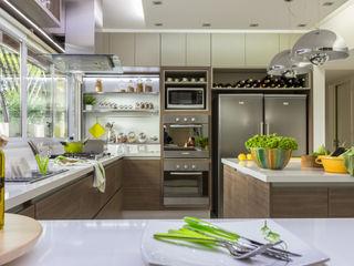 House in Belgrano GUTMAN+LEHRER ARQUITECTAS Cuisine moderne