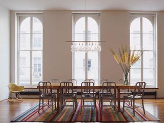 Meltzer Ames Loft Specht Architects Modern dining room