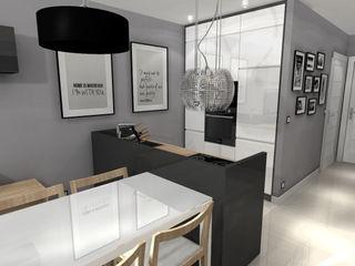 ArtDecoprojekt CocinaAlmacenamiento y despensa