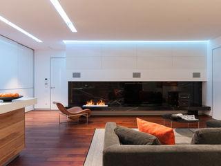 apartment V-21 VALENTIROV&PARTNERS Living room