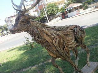 Ado Concept ArtworkSculptures