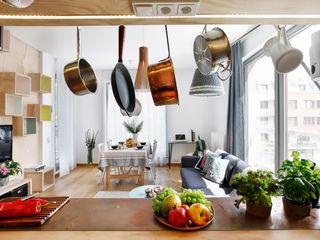 ARTEMIA DESIGN Nhà bếp phong cách hiện đại