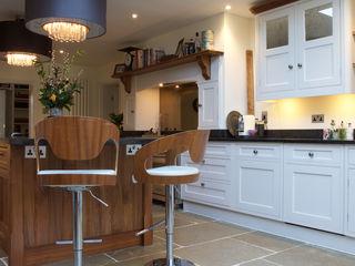 Private Residence - Hampstead Artisans of Devizes Dinding & Lantai Modern Batu Kapur
