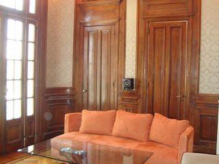 Obra Rivadavia - 2011 Hargain Oneto Arquitectas LivingsDecoración y accesorios Madera Acabado en madera