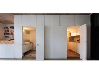 IR arquitectura Modern Windows and Doors Wood White