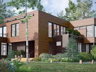 Studio of Architecture and Design 'St.art' Minimalist houses