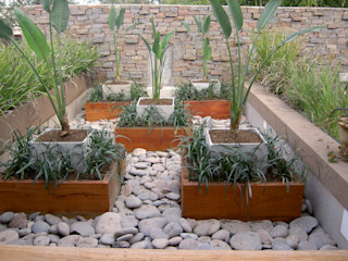 BAIRES GREEN MUEBLES Asian style garden