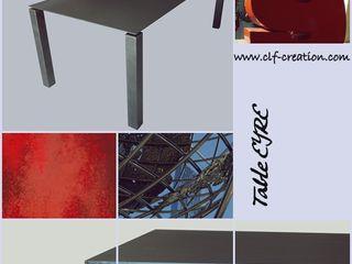 CLF Création ComedorMesas