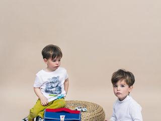 Lulu Farfelue Nursery/kid's roomToys Textile Multicolored