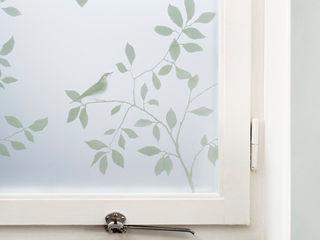 Window Films BY MAY/ Siluett Frost Window Film Fenêtres & PortesDécorations pour fenêtres