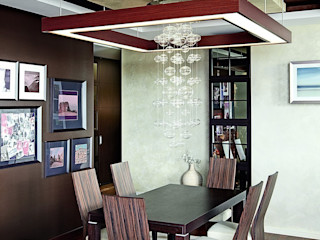 AR-KA architectural studio Modern dining room