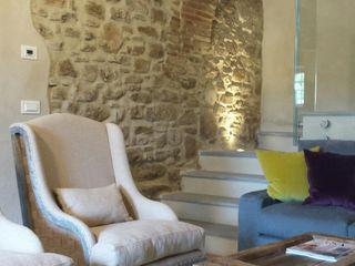 Marcello Gavioli Rustic style living room