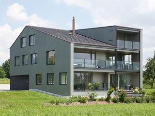 2FH Stirnimann-Meyer, Eschenbach LENGACHER EMMENEGGER PARTNER AG Moderne Häuser