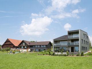 Anbau EFH Meier, Eschenbach LENGACHER EMMENEGGER PARTNER AG Moderne Häuser