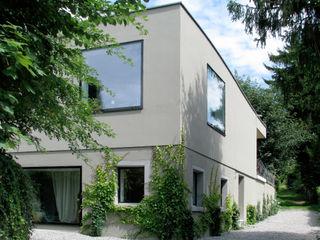 Umbau EFH Geisterweg, Luzern LENGACHER EMMENEGGER PARTNER AG Moderne Häuser