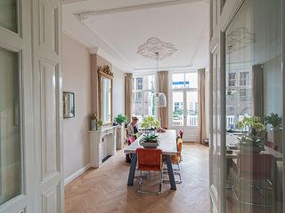 Lumen Architectuur Classic style dining room